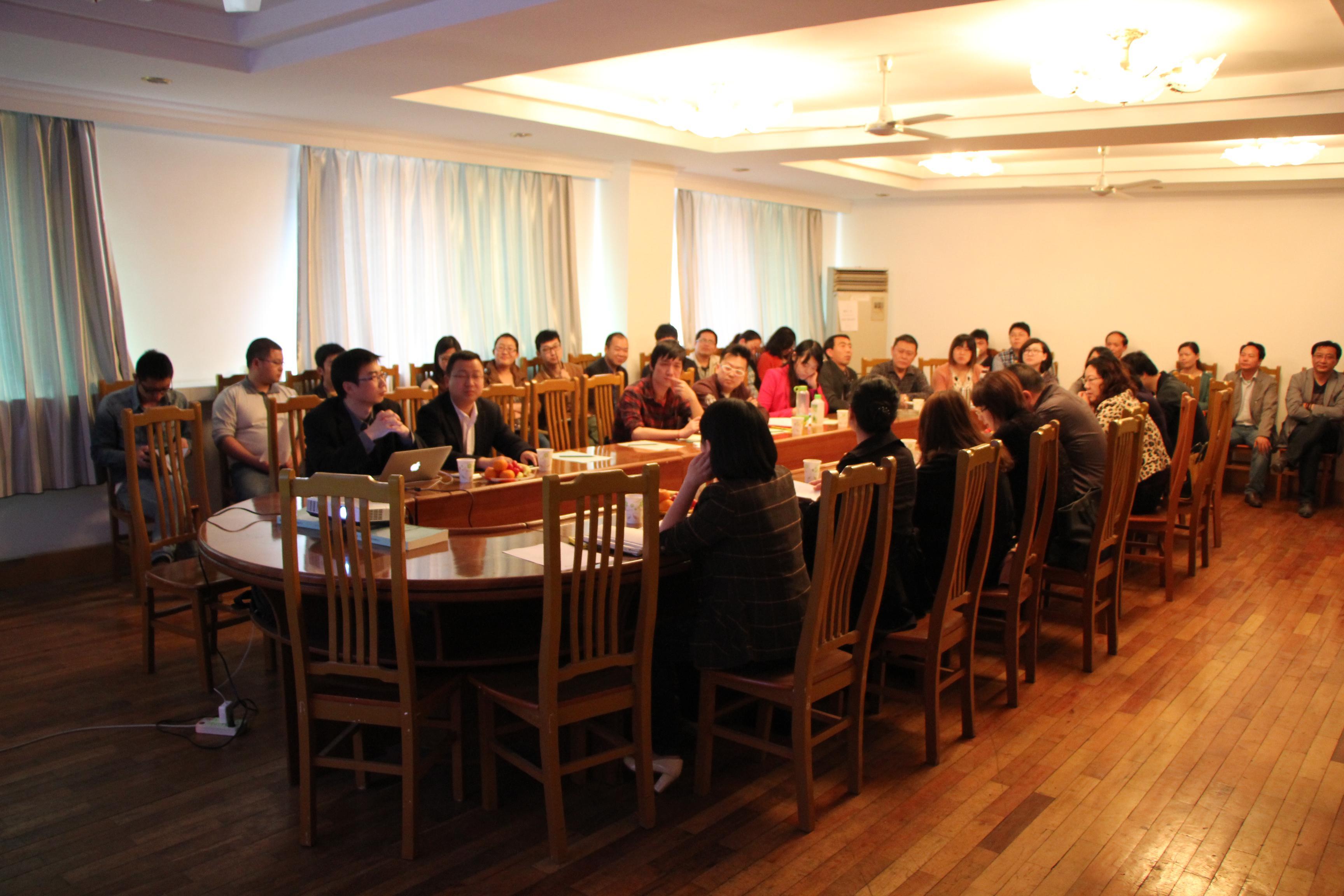 号在襄阳市第二建筑设计院会议室举行.