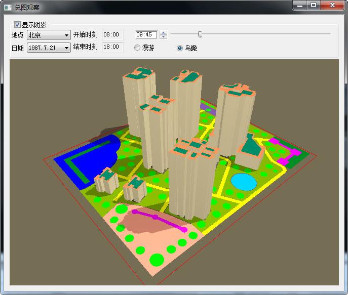 绿建斯维尔-绿建设计GARD2014功能详解(含热岛)