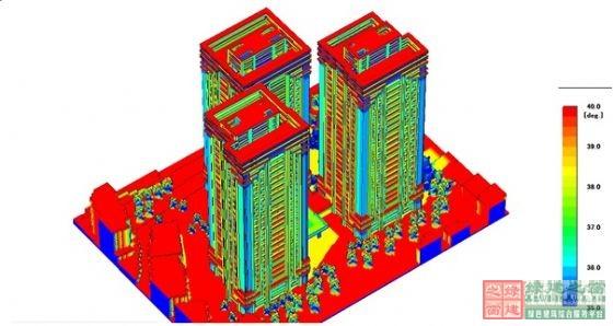 热岛、室内外风环境模拟全涵盖的WP软件