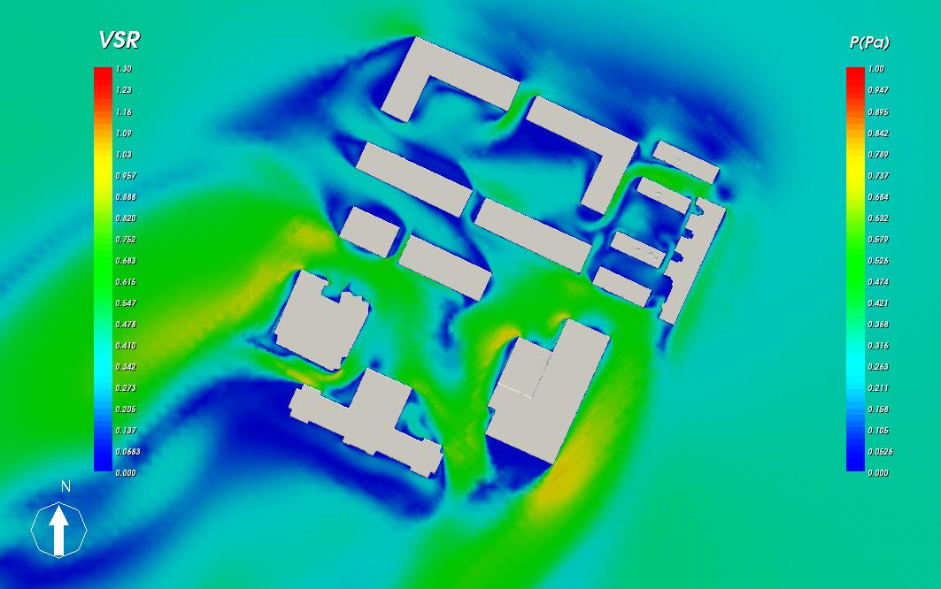 (原创)室外通风oven在绿色建筑设计中的应用