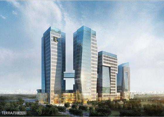 云南广福水城项目