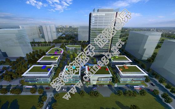 张江集成电路产业区二期1-3地块展讯中心二期工程(一星级)